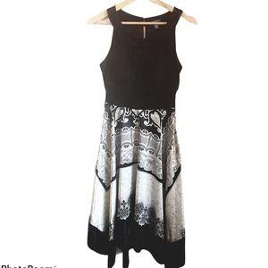 Le Chateau Dress Hankerchief Hem Size 7/8